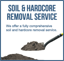 Soil and Hardcore Removal